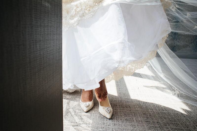 LeCapeWeddings Chicago Photographer - Renu and Ryan - Hilton Oakbrook Hills Indian Wedding -  172.jpg