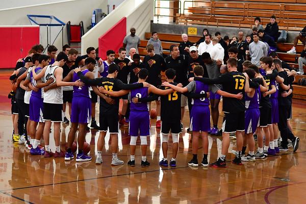 TP V vs St Augustine, Scrimmage, 11-12-18