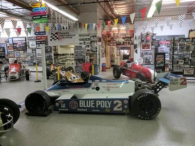 Arizona Open Wheel Racing Museum - Phoenix - 13 Sept. '17