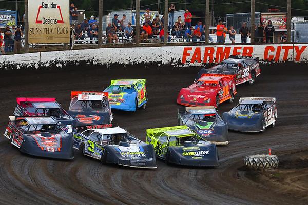 DIRTcar Summer Nationals: Farmer City Raceway