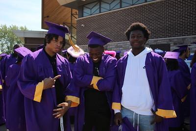 Hammond Gavit High School Graduation 2021