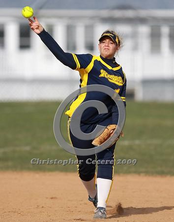Section V Softball 2009