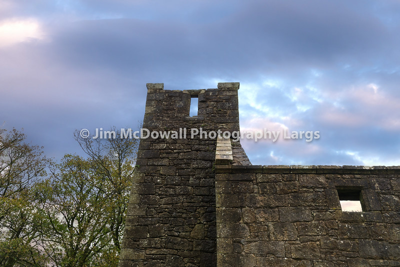 Castle Semple Collegiate Church from the ground up