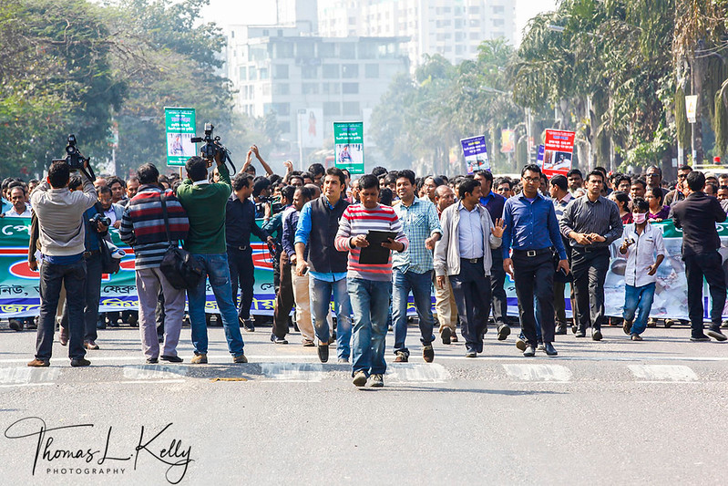 Political Unrest in Bangladesh