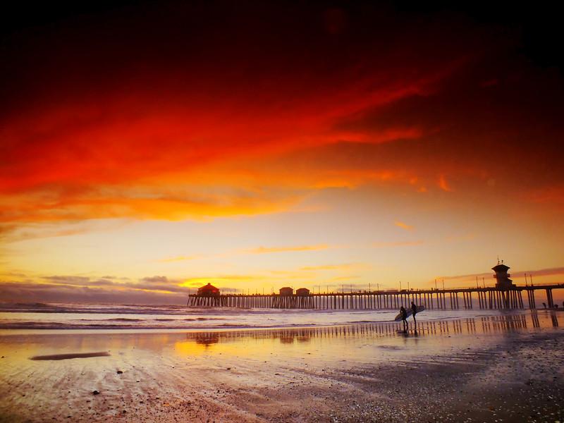 A Low Tide Sunset.jpg