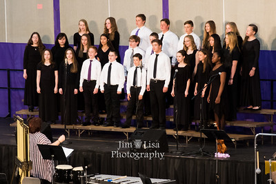 CCS Band and Choir, May 9
