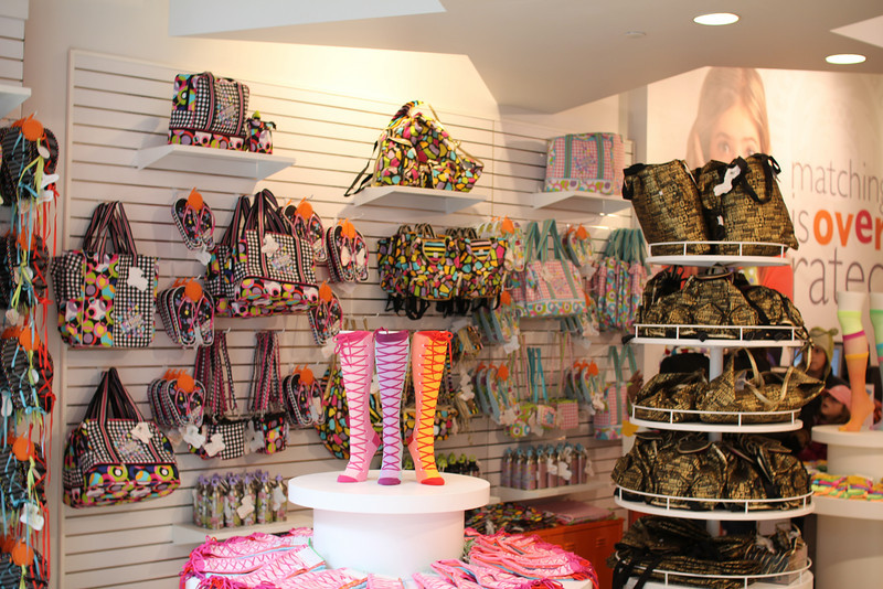 inside the Little MissMatched store