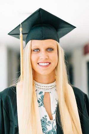Skyler - Graduation Photos