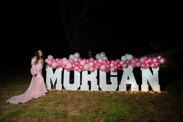 Morgan Sweet 16 Party