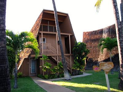 """""""Hotel Molokai"""" in Molokai, Hawaii- September, 2011"""