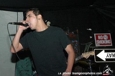 Rabies, Destruction's End, Harpoon Guns, Commie Party, Inhuman Practice, The Indolent, & DLA - at  Zamakibo - October 13, 2006 - Los Angeles, CA