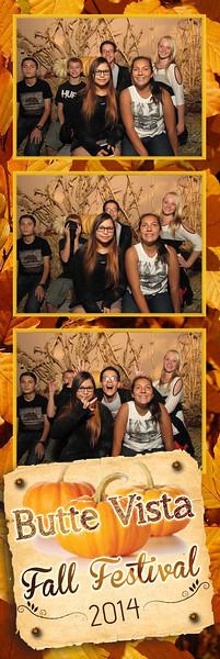 Butte Vista Fall Festival Photo Strips 2014