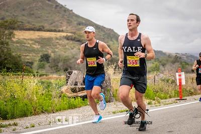M2B 2018 Full Marathon - Mile 18.5