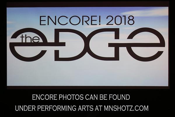 Encore 2018 - the Edge