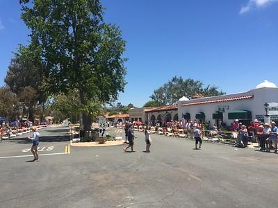 July4th Parade at Rancho Santa fe Village