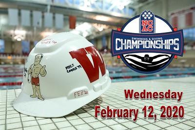 2020 Wednesday NCAC Championships (02-12-20)