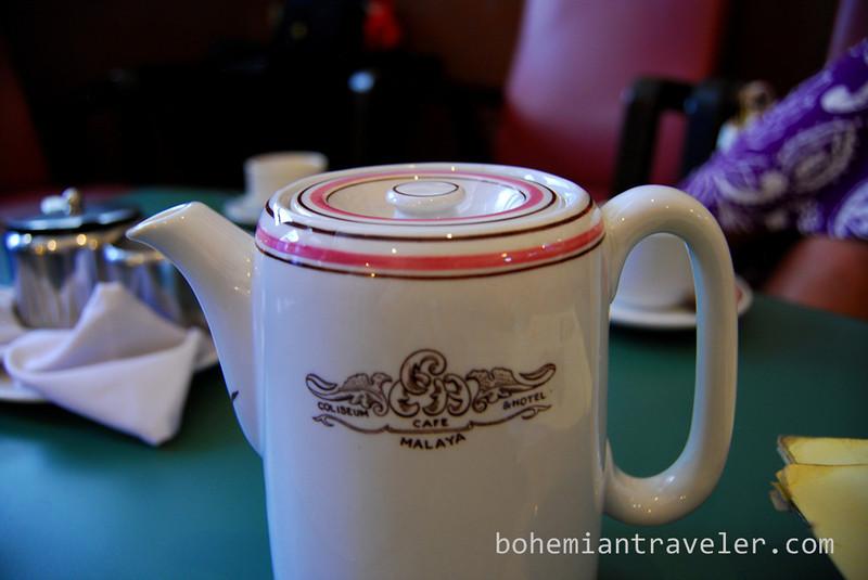coffee pot at Coliseum Cafe in Kuala Lumpur.jpg