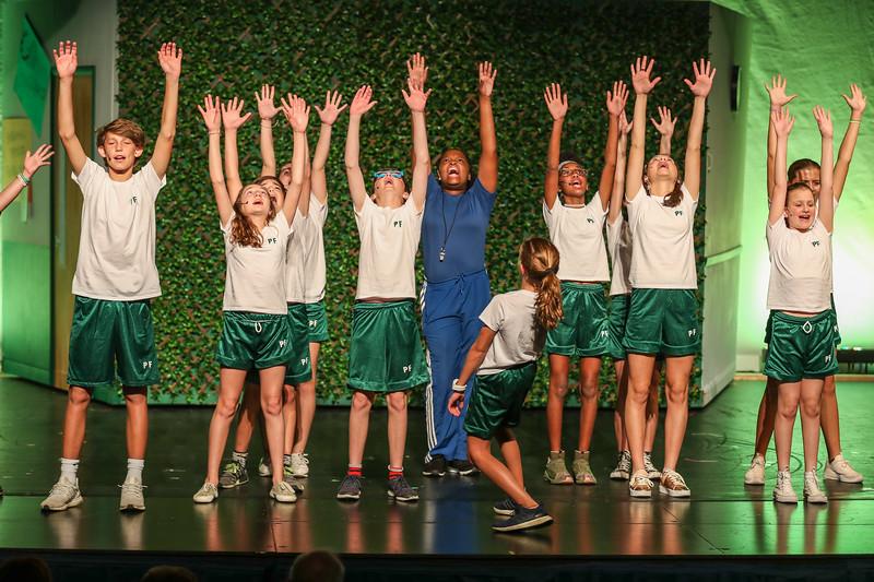 Ransom Everglades Middle School Drama. Freaky Friday