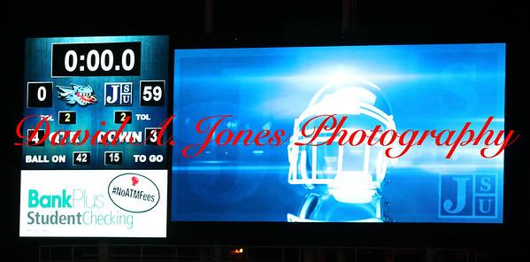 Virginia Lynchburg @ Jackson State Game 2014