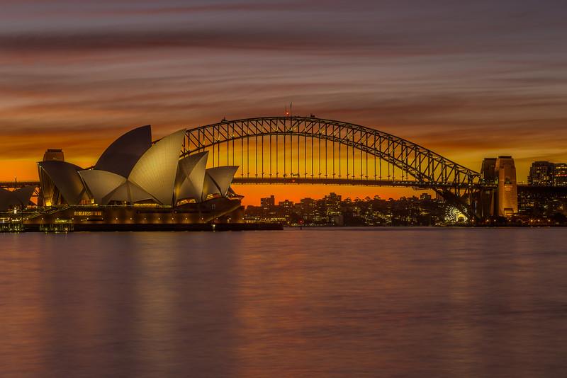 Opera House Bridge Sunset.jpg