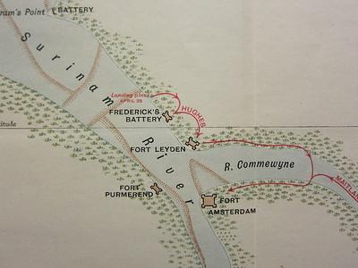 Fort Leyden, Suriname *