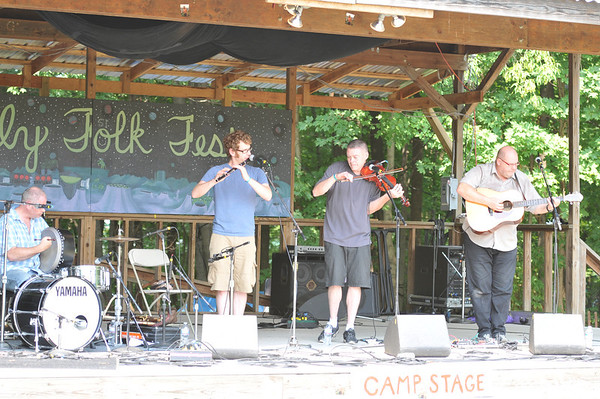 The Philly Folk Festival 2012