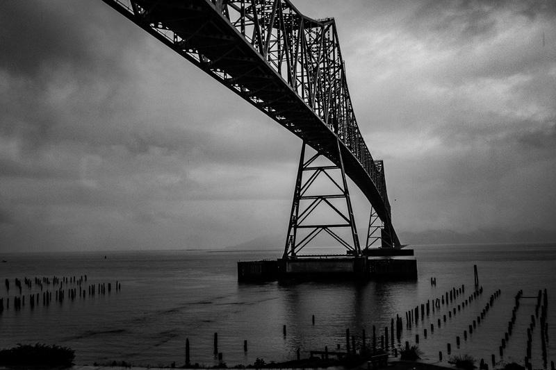 June 8 - Astoria,Bridge, Oregon, crossing the Columbia River enroute to Washington State.jpg