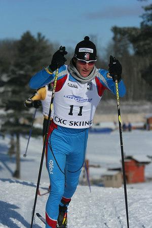 Telemark Nor-Ams - CXC Team - 1/28/07