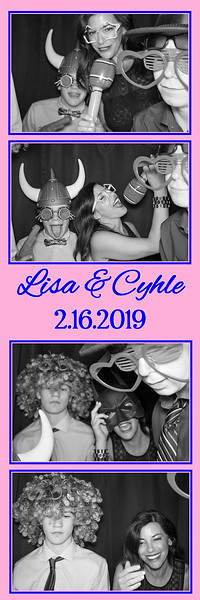 2019.02.16 - Lisa & Cyhle, Venetian Country Club, Venice, FL