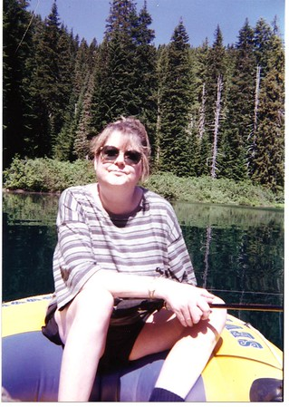 Scans - Bonnie and Manfred, camping