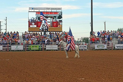 Friday Rodeo Royalty