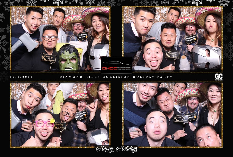 12-08-18 DHCC Holiday Party