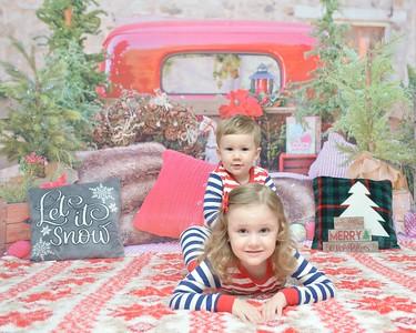 Emilia & Antonio Christmas 2020