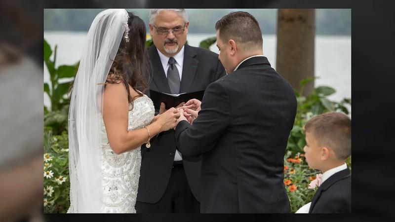 MELAINE & DAVE WEDDING