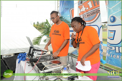 94.1FM SUMMER KIDS JAMBOREE 2014