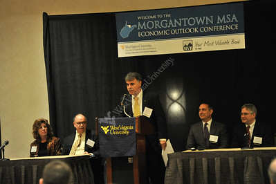 28842 College of B&E Morgantown Economic Outlook Conference