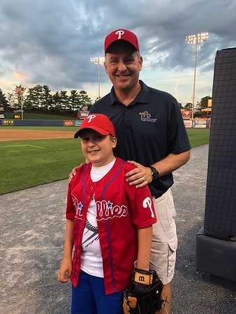 July 2018: Reading Phillies Night!