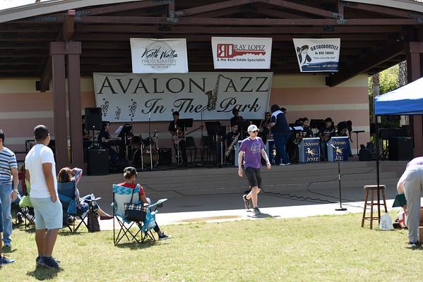 Avalon JaZZ in the Park 2016