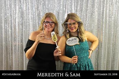 Meredith & Sam Wedding