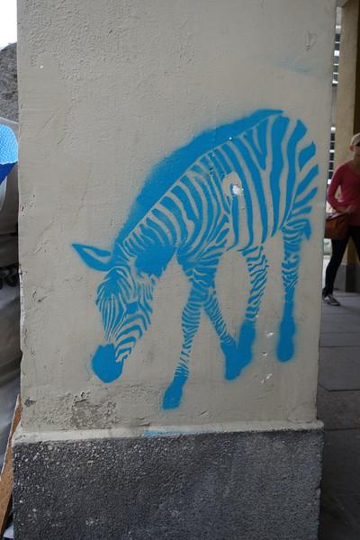 Gdansk street zoo
