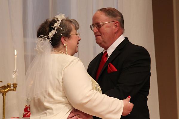 Vitale-Headrick Wedding