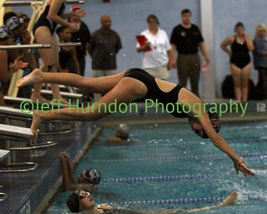 UGHS Swim Meet   11-2015