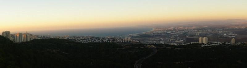 Haifa Night Meal