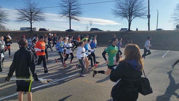 Connect the Dots 5k 1/31/15