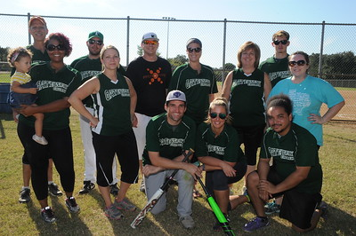 10-4-2015 Gateway Church Softball