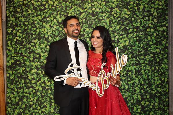Celebrating Ishani & Neal