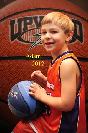 Upward Basketball Formals 2012