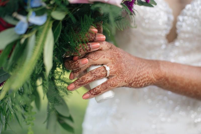 LeCapeWeddings Chicago Photographer - Renu and Ryan - Hilton Oakbrook Hills Indian Wedding -  834.jpg
