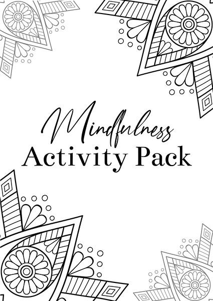 Mindfullness Activity
