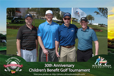In-N-Out Foundation Golf Tournament